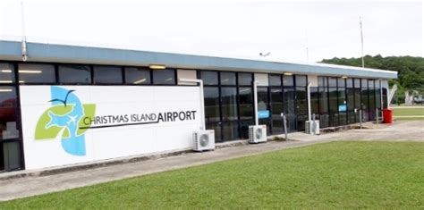 christmas island airport runway  safety area investigation