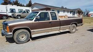 1989 Gmc Sierra 3500 454cu  400 Tranny Extended Cab