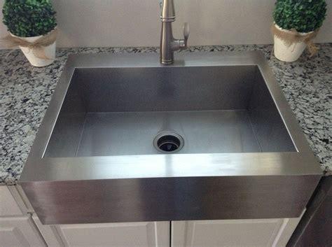 kitchen sink top mount granite kitchen sinks top mount small stainless steel top