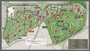 Emaar Maple Iii  Master Layout Plan  Dubai Hills Estate