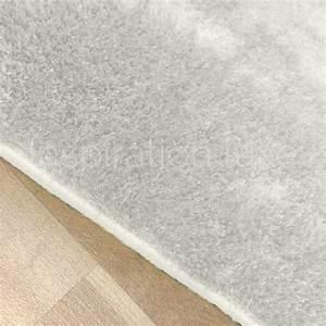 tapis sur mesure blanc shaggy fin et doux With tapis shaggy sur mesure