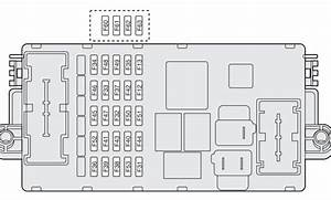 Alfa Romeo 147 Fl  2005 - 2010  - Fuse Box Diagram