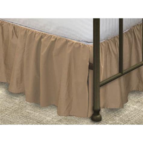 split corner bed skirt poly cotton ruffled bed skirt with split corners 21