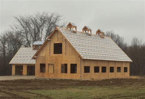 View Indiana Timber Frames Hand Crafted By Moresun
