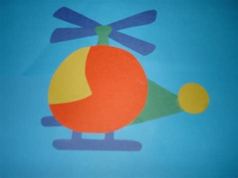 crafts actvities and worksheets for preschool toddler and 683 | helicopter craft for kids 1