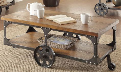 Coaster 701128 Coffee Table