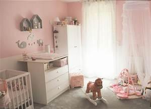 Decoration Pour Chambre Bebe Fille Ide
