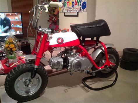 1968 honda z50 custom mini trail barrett jackson auction company car interior design