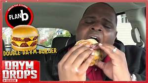 Daym Drops Plan B FOOD Review - YouTube