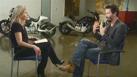keanu reeves  love  speed cbs news