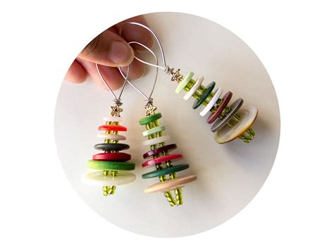 button ornaments request a custom order and have