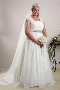simple plus size wedding dress annie plus size bridal With simple wedding dresses plus size