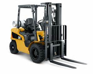 cat forklift 3 000 7 000 capacity pneumatic tire cat forklifts canton