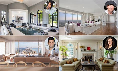 Celebrity Living Rooms You'll Want To Copy  Photo 1