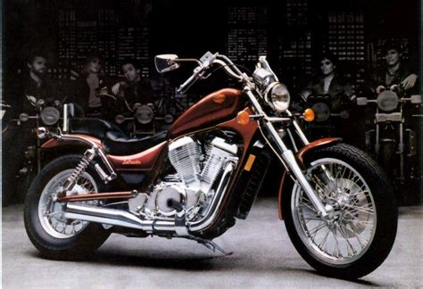 86 Suzuki Intruder 700 by Suzuki Vs700 Intruder