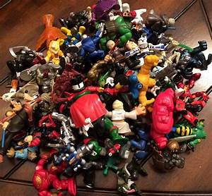 Eclectibles #9 ~ YARD SALE HAUL of Superhero, Star Wars ...