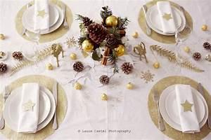 Assiette Noire Ikea : ma table blanche or pour les f tes les petits riens ~ Teatrodelosmanantiales.com Idées de Décoration
