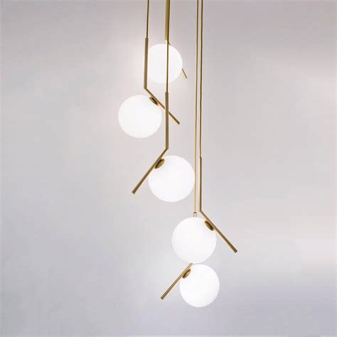 Flos Illuminazioni Ic S1 Suspension Light