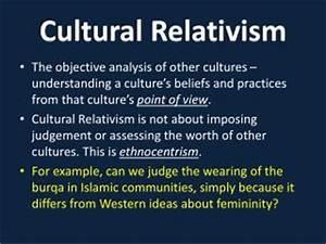 PPT - Cultural ... Cultural Relativism