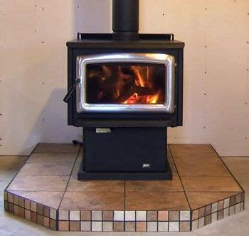 tiles   wood stove arent   shape