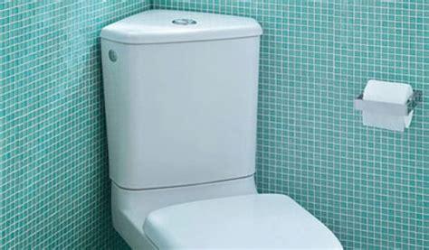 wc suspendu gain de place wc d angle une solution gain de place