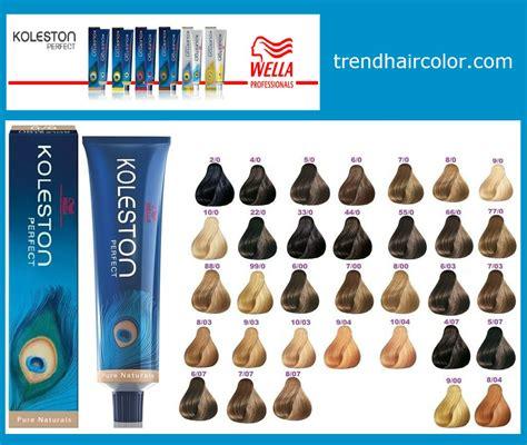 wella hair color chart wellaton koleston hair color chart ingredients