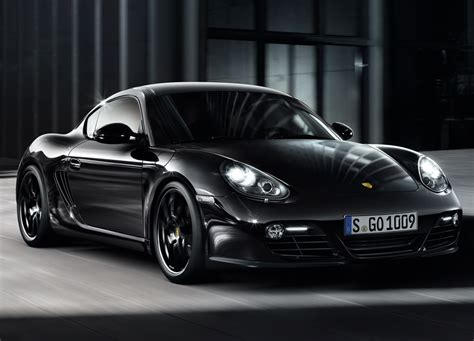 Porsche Cayman S Black Photo 2 11013