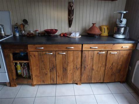 meuble plan travail cuisine meuble cuisine et plan de travail idées de décoration