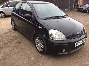 Toyota Yaris 2004 : 2004 toyota yaris t sport 1 5 2 3door black 11months mot in waltham abbey essex gumtree ~ Medecine-chirurgie-esthetiques.com Avis de Voitures