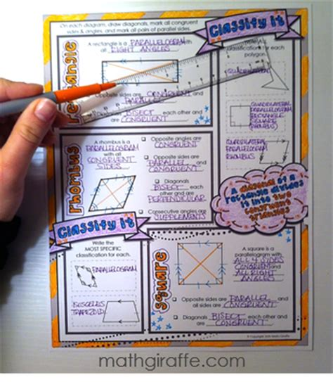 math doodle notes