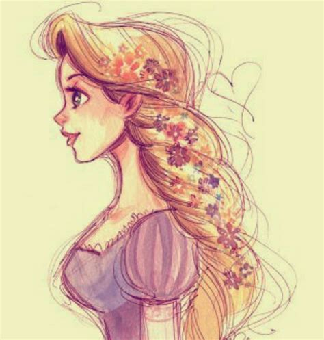 Best Rapunzel Drawing Ideas And Images On Bing Find What You Ll Love