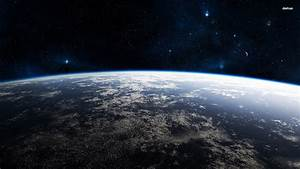 Earth From Space Free Wallpaper