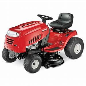 Yard Machines 7 Speed 15 5 Hp Lawn Tractor
