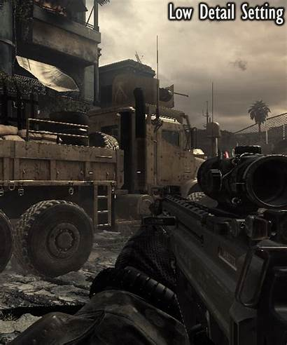 Duty Call Ghosts Ghost Settings Ram Pc