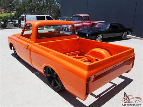 C10 Bed by 1968 Chevrolet C10 Truck Bed Custom