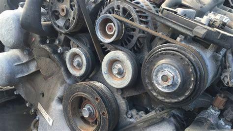 Subaru Legacy Outback Engine Serpentine Belt