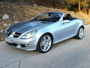 Mercedes Slk 350 Occasion : mercedes classe slk r171 350 272ch cabriolet gris occasion 18 900 63 700 km vente de ~ Medecine-chirurgie-esthetiques.com Avis de Voitures