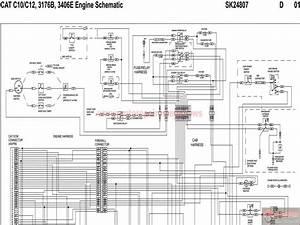 Cat 3406e Wiring Diagram Cooling Fan