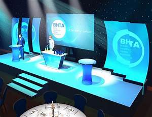 Conference Stage Designs For Events - ma