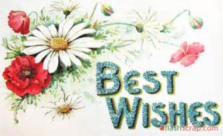 best wishes scraps and shopping wall greetings flashscrap