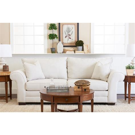 home depot sofa klaussner holly beige sofa e76900scmaxbuff the home depot