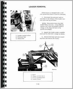 International Harvester 584 Tractor Service Manual