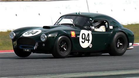 cobra motorsport shelby cobra sound historic v8 race car youtube
