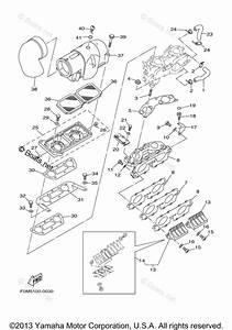 Yamaha Waverunner Parts 2002 Oem Parts Diagram For Intake