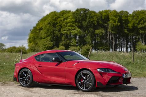 Toyota Gr Supra Picture by Toyota Gr Supra Uk Spec A90 2019