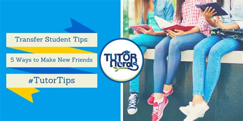 5 Ways To Make New Friends As A Transfer Student