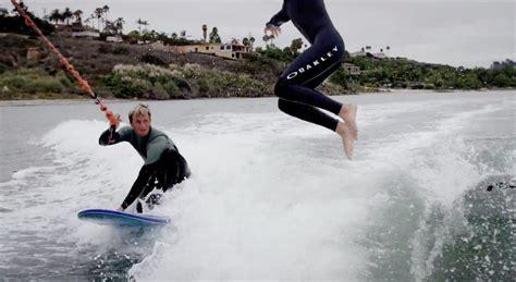 Tige Boats Josh Kerr by Seabass And Friends Wakesurfing The Inertia