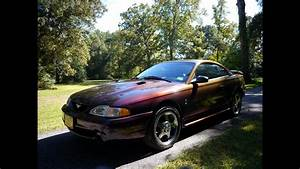 1996 Ford Mustang Mystic Cobra - Sold