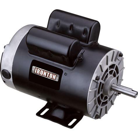 120v Electric Motor product ironton compressor motor 2 hp 120v 240v