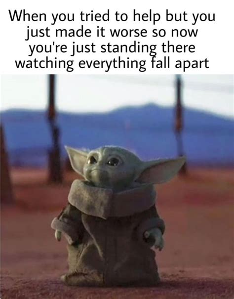 Baby Yoda Memes Just Might Be the Best of the Year (66 ...